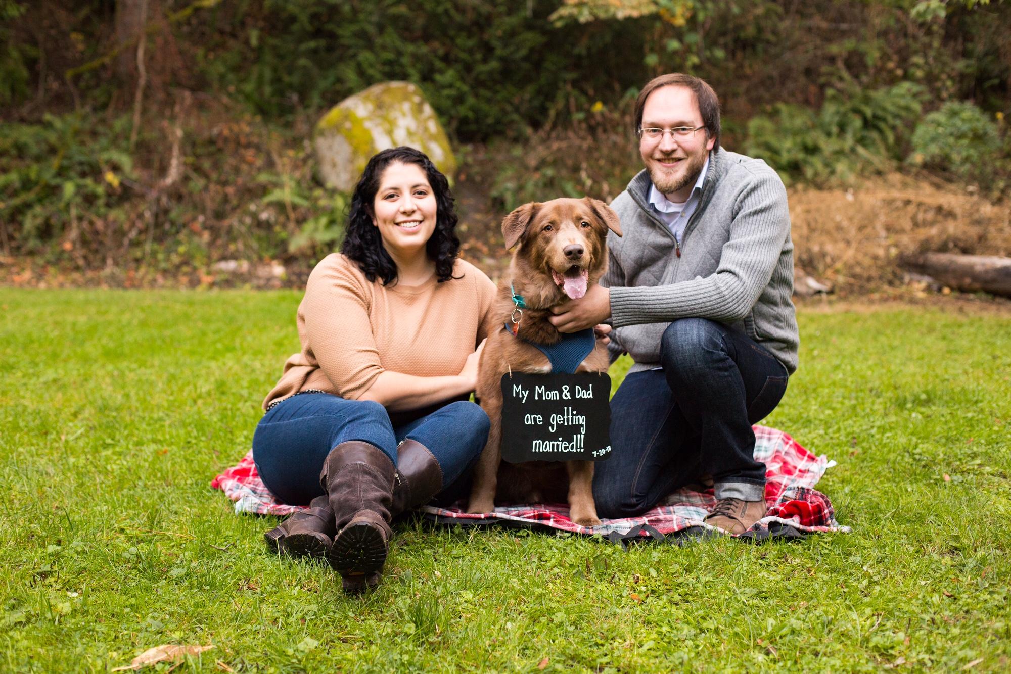 Andrew & Jennifer's Engagement Photo
